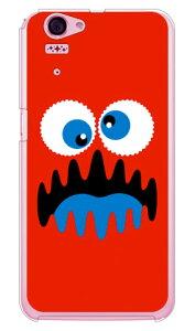 【送料無料】 ワンダーモンスター レッド (クリア) / for Disney Mobile on docomo SH-05F/docomo 【YESNO】sh05f ケース sh05f カバー sh05fケース sh05fカバー sh05f ミッキー sh05f ディズニー モバイル ドコモ