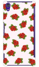 【送料無料】 uistore 「excellent rose (pink)」 / for Xperia Z2 SO-03F/docomo 【SECOND SKIN】【ハードケース】ドコモ so-03f ケース so-03f カバー so03f ケース so03f カバー xperia z2 ケース xperia z2 カバー エクスペリア z2 ケース エクスペリア z2