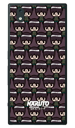 ナルト疾風伝シリーズ NARUTO×PansonWorks いっぱい ロック・リー (クリア) / for MONO MO-01K/docomomono mo-01k ケース mono mo-01k カバー mo01k ケース mo01k カバー モノケース モノカバー mo 01k ケース mo 01k カバー スマホケース スマホカバー