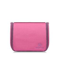 スキンケアバッグLush Skin Care Bag ピンク MONO-LUSH-SKIN-PINK化粧ポーチ 旅行用品 トラベルポーチ トラベルセット スキンケア ポーチ バッグ ポーチ 小物入れ 化粧ポーチ かわいい 旅行 便利グッズ