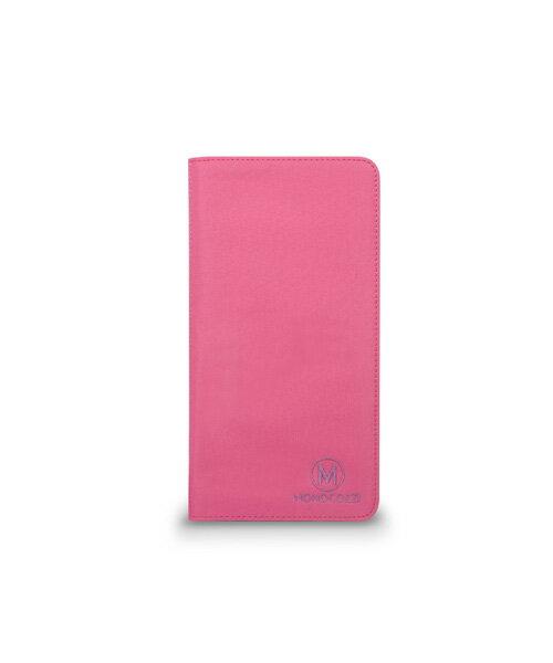 パスポートホルダーLush Passport Holder ピンク MONO-LUSH-PASS-PINKパスポートケース パスポートカバー パスポートケース 航空券 パスポートケース かわいい パスポート チケット ケース 旅行 便利グッズ 旅行券 eチケット ホテル クーポン券 会員カード