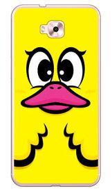 【送料無料】 ハニーダック イエロー (ソフトTPUクリア) / for ZenFone 4 Selfie ZD553KL/MVNOスマホ(SIMフリー端末) 【YESNO】zenfone 4 selfie ケース zenfone 4 selfie カバー zd553kl ケース zd553kl カバー ゼンフォン4セルフィー ケース