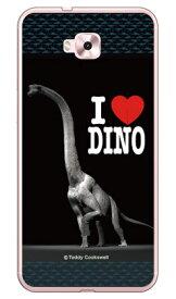 【送料無料】 Dinosaur Design 恐竜デザインシリーズ 「ブラキオサウルス」 (ソフトTPUクリア) / for ZenFone 4 Selfie ZD553KL/MVNOスマホ(SIMフリー端末)zenfone 4 selfie ケース zenfone 4 selfie カバー zd553kl ケース zd553kl カバー