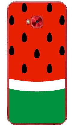 【送料無料】 すいか (クリア) / for ZenFone 4 Selfie Pro ZD552KL/MVNOスマホ(SIMフリー端末) 【YESNO】【ハードケース】zenfone 4 selfie pro ケース zenfone 4 selfie pro カバー zd552kl ケース zd552kl カバー ゼンフォン4セルフィープロ ケース