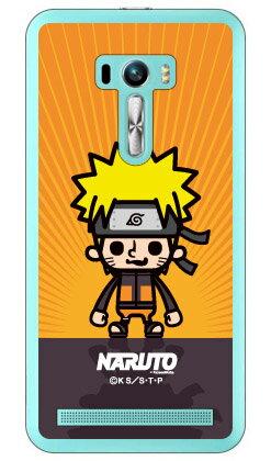 ナルト疾風伝シリーズ NARUTO×PansonWorks キャラクター うずまきナルト (クリア) / for ZenFone Selfie ZD551KL/MVNOスマホ(SIMフリー端末)zenfone selfie ケース zenfone selfie カバー ゼンフォンセルフィー ケース