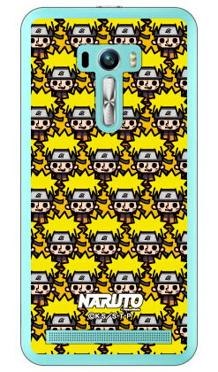 ナルト疾風伝シリーズ NARUTO×PansonWorks いっぱい うずまきナルト (クリア) / for ZenFone Selfie ZD551KL/MVNOスマホ(SIMフリー端末)zenfone selfie ケース zenfone selfie カバー ゼンフォンセルフィー ケース