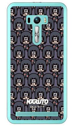 ナルト疾風伝シリーズ NARUTO×PansonWorks いっぱい うちはイタチ (クリア) / for ZenFone Selfie ZD551KL/MVNOスマホ(SIMフリー端末)zenfone selfie ケース zenfone selfie カバー ゼンフォンセルフィー ケース