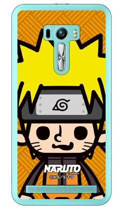 ナルト疾風伝シリーズ NARUTO×PansonWorks ズーム うずまきナルト (クリア) / for ZenFone Selfie ZD551KL/MVNOスマホ(SIMフリー端末)zenfone selfie ケース zenfone selfie カバー ゼンフォンセルフィー ケース