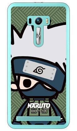 ナルト疾風伝シリーズ NARUTO×PansonWorks ズーム はたけカカシ (クリア) / for ZenFone Selfie ZD551KL/MVNOスマホ(SIMフリー端末)zenfone selfie ケース zenfone selfie カバー ゼンフォンセルフィー ケース