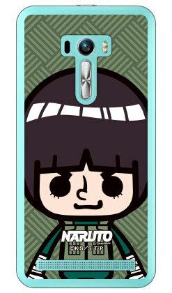 ナルト疾風伝シリーズ NARUTO×PansonWorks ズーム ロック・リー (クリア) / for ZenFone Selfie ZD551KL/MVNOスマホ(SIMフリー端末)zenfone selfie ケース zenfone selfie カバー ゼンフォンセルフィー ケース