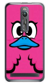 【送料無料】 ハニーダック ピンク (クリア) / for ZenFone 2 ZE551ML/MVNOスマホ(SIMフリー端末) 【YESNO】zenfone2 ケース zenfone2 カバー zenfone2ケース zenfone2カバー ゼンフォン2 ケース ゼンフォン2 カバー 楽天モバイル ケース 楽天モバイル