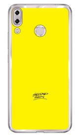 【送料無料】 イエローカード (ソフトTPUクリア) / for ZenFone 5 ZE620KL・ZenFone 5Z ZS620KL/MVNOスマホ(SIMフリー端末) 【SECOND SKIN】asus zenfone 5 zenfone 5z ze620kl zs620kl 専用ケース ze620kl zs620kl ケース ze620kl
