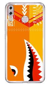 【送料無料】 シャーク イエロー (ソフトTPUクリア) / for ZenFone 5 ZE620KL・ZenFone 5Z ZS620KL/MVNOスマホ(SIMフリー端末) 【YESNO】asus zenfone 5 zenfone 5z ze620kl zs620kl 専用ケース ze620kl zs620kl ケース ze620kl zs620kl カバー zenfone
