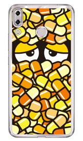 【送料無料】 カプセルくん イエロー (ソフトTPUクリア) / for ZenFone 5 ZE620KL・ZenFone 5Z ZS620KL/MVNOスマホ(SIMフリー端末) 【YESNO】asus zenfone 5 zenfone 5z ze620kl zs620kl 専用ケース ze620kl zs620kl ケース ze620kl zs620kl カバー zenfone