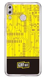 【送料無料】 エレクトロボード イエロー (ソフトTPUクリア) / for ZenFone 5 ZE620KL・ZenFone 5Z ZS620KL/MVNOスマホ(SIMフリー端末) 【YESNO】asus zenfone 5 zenfone 5z ze620kl zs620kl 専用ケース ze620kl zs620kl ケース ze620kl zs620kl カバー zenfone