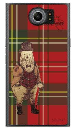 【送料無料】 くま (クリア) design by Ringo / for BlackBerry PRIV STV100/MVNOスマホ(SIMフリー端末) 【Coverfull】ブラックベリー priv ケース ブラックベリー priv カバー blackberry priv stv100 ケース blackberry priv stv100 カバー