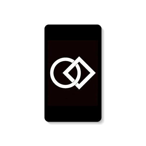 【送料無料】 家紋シリーズ モバイルバッテリー 角輪違い (かくわちがい) 【Coverfull】 10000mAh microUSBケーブル付き 充電器 iPhone アイフォン Android アンドロイド