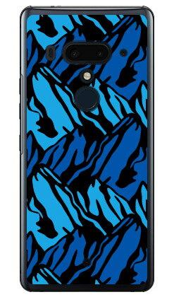 【送料無料】 マウンテン ブルー (クリア) / for HTC U12+/MVNOスマホ(SIMフリー端末) 【YESNO】【平面】【受注生産】【スマホケース】【ハードケース】htc u12+ U12プラス u12+ ケース u12+ カバー U12プラス ケース U12プラス カバー htc u12+ ケース htc