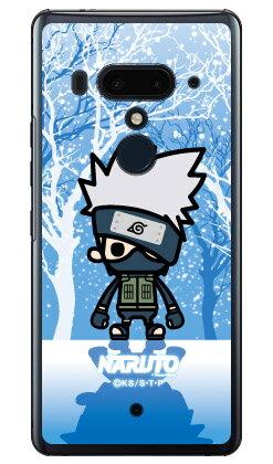 ナルト疾風伝シリーズ NARUTO×PansonWorks 冬景色 はたけカカシ (クリア) / for HTC U12+/MVNOスマホ(SIMフリー端末) 【スマホケース】【ハードケース】htc u12+ U12プラス u12+ ケース u12+ カバー U12プラス ケース U12プラス カバー htc u12+ ケース htc