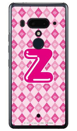 アイドルタイムプリパラシリーズ イニシャル ゆい Z (クリア) / for HTC U12+/MVNOスマホ(SIMフリー端末) 【受注生産】【スマホケース】【ハードケース】htc u12+ U12プラス u12+ ケース u12+ カバー U12プラス ケース U12プラス カバー htc u12+ ケース htc