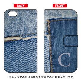 【送料無料】 手帳型スマートフォンケース フォトデニム イニシャル C design by ARTWORK / for iPhone 6s/Apple 【Coverfull】iphone6s ケース iphone6s カバー iphone 6s ケース iphone 6s カバー アイフォーン6s ケース アイフォーン6s カバー アイフォン6s ケース