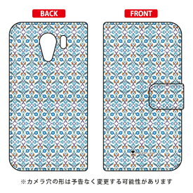 0634722880 【送料無料】 手帳型スマートフォンケース GOLDEN HORN ホワイト design by Moisture / for Android One  S2・DIGNO G 602KC/Y!mobile・SoftBank 【SECOND ...