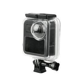 【送料無料】【Sunnylife】【GO-Q9269】【GoPro Max】【ゴープロ マックス】【40m】【Waterproof case】【ウォータープルーフ ケース】【防水ケース】【ハウジング ケース】シュノーケリング スキューバーダイビング カメラ防水対策 水中撮影用 高透明度