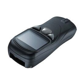 【送料無料】 SANWA SUPPLY(サンワサプライ)Bluetooth2次元コードリーダー(液晶付き・QRコード対応) BCR-BT2D2BKワイヤレス Bluetooth 2次元コードリーダー QRコード JANコード 1次元 液晶付き コード 確認 メモリ内蔵 保存 まとめて送信 USBドングル付き