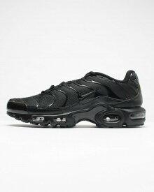 【代金引換不可】 送料無料 men's メンズ 店舗限定 海外限定 日本未発売 NIKE AIR MAX PLUS BLACK/BLACK-BLACK 604133-050 ナイキ エアマックス プラス ブラック ストリート 人気 おしゃれ かわいい スニーカー シューズ 靴
