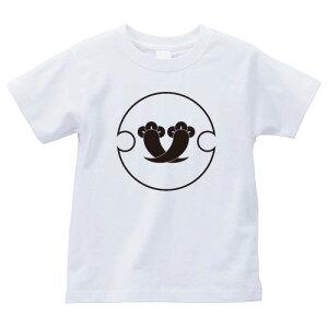 【全4サイズ】 家紋シリーズ Tシャツ 陰分銅に違い丁子(かげふんどうにちがいちょうじ)家紋 tシャツ 和柄 tシャツ メンズ レディース 半袖 Tシャツ 家 tシャツ和柄tシャツ おもしろTシャツ