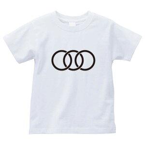 【全4サイズ】 家紋シリーズ Tシャツ 三つ並び輪違い(みつならびわちがい)家紋 tシャツ 和柄 tシャツ メンズ レディース 半袖 Tシャツ 家 tシャツ和柄tシャツ おもしろTシャツ 家紋入り tシ