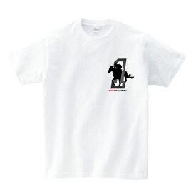 ダービーコレクションシリーズ Tシャツ 勝負服 【65】 黒・白第二ボタン Mサイズtシャツ 勝負服 競馬 tシャツ メンズ レディース 大人用 半袖 Tシャツ tシャツ おもしろTシャツ キャラクターtシャツ アニメ お土産 ギフト 日本 デザイン 085-cvt