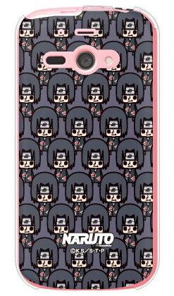 ナルト疾風伝シリーズ NARUTO×PansonWorks いっぱい うちはイタチ (クリア) / for AQUOS PHONE ef WX05SH/WILLCOMwillcom wx05sh ケース wx05sh カバー AQUOS PHONE ef ケース AQUOS PHONE ef カバー