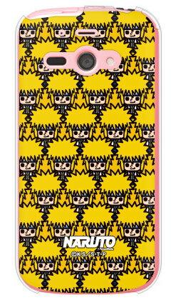 ナルト疾風伝シリーズ NARUTO×PansonWorks いっぱい 波風ミナト (クリア) / for AQUOS PHONE ef WX05SH/WILLCOMwillcom wx05sh ケース wx05sh カバー AQUOS PHONE ef ケース AQUOS PHONE ef カバー