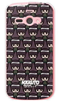 ナルト疾風伝シリーズ NARUTO×PansonWorks いっぱい ロック・リー (クリア) / for AQUOS PHONE ef WX05SH/WILLCOMwillcom wx05sh ケース wx05sh カバー AQUOS PHONE ef ケース AQUOS PHONE ef カバー