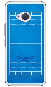 【送料無料】 水球コート ブルー (クリア) / for Android One X2・HTC U11 life/Y!mobile・MVNOスマホ(SIMフリー端末) 【Coverfull】android one x2 ケース android one x2 カバー アンドロイドワンx2ケース アンド