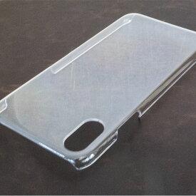 iPhoneXS iPhoneXR 透明ケース ハードカバー スマホケース iPhoneX MAX クリアケース 薄型 軽量 素材 iPhoneXsMAX アイフォンテン 背面ケース デコ用 デコパーツ ハンドメイド素材 プラスチック