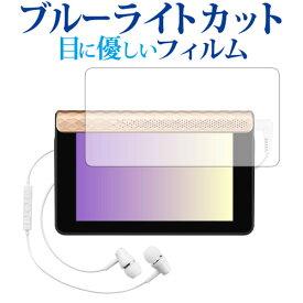 EX-Word RISE XDR-S1 /Casio専用 ブルーライトカット 日本製 反射防止 液晶保護フィルム 指紋防止 気泡レス加工 液晶フィルム メール便送料無料