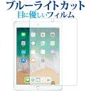 Apple iPad 第5世代 (9.7) 、iPad 第6世代 (9.7) 専用 ブルーライトカット 日本製 反射防止 液晶保護フィルム 指紋防…