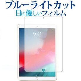 15日 ポイント5倍 iPad Air (第3世代・2019年発売モデル) 専用 ブルーライトカット 日本製 反射防止 液晶保護フィルム 指紋防止 気泡レス加工 液晶フィルム メール便送料無料