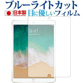 Apple iPad Pro (12.9) 専用 ブルーライトカット 反射防止 液晶保護フィルム 指紋防止 気泡レス加工 液晶フィルム メール便送料無料
