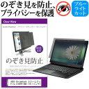 ASUS Chromebook Flip C100PA [10.1インチ] のぞき見防止 プライバシーフィルター 覗き見防止 液晶保護 反射防止 キズ防止 メール便送料無料
