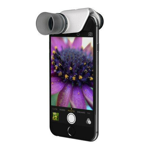 【正規販売代理店】 《 olloclip 》MACRO PRO Lens for iPhone 6/6 Plus : Black/White/Navy Blue/Mint Green 【 クリップ式 / レンズ / マクロ 】 《 オロクリップ アイフォン6 》 iPhone 6/6 Plus専用ケース