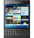 【正規販売代理店】《 BlackBerry 》BlackBerry Passport Black SIMフリー ブラックベリー 32GB【 ブラックベリー / n…