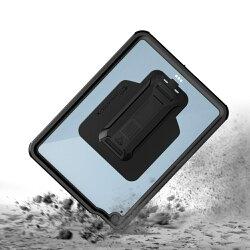 iPadPro11第2世代ARMOR-X完全防水耐衝撃性ケースBlack