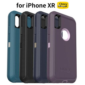 【正規販売代理店】 OtterBox DEFENDER for iPhone XR iPhoneケース