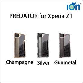 【正規販売代理店】 【ION】PREDATOR for Xperia Z1 《 イオン エクスペリアゼット1 》4580395