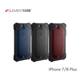 ELEMENTCASE エレメントケース Rev for iPhone 7/8 Plus アイフォン7/8Plus用 耐衝撃ケース 全3色 頑丈 衝撃吸収 保護性能 落下耐性 軽量 ミルスペック 4580395299