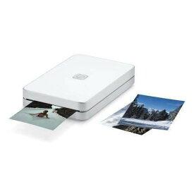 【正規販売代理店】 Lifeprint ライフプリント Photo and Video Printer White モバイルフォトプリンター AR写真 フォトプリンター スマホ アプリ ライブフォト 動く 写真 ギフト SNS 4580395359250