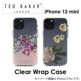Ted Baker iphone12mini ケース テッドベーカー Antishock CASE スリム 薄型 お洒落 おしゃれ スマホケース 正規代理店